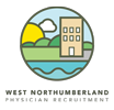 West Northumberland Physician Recruitment Logo